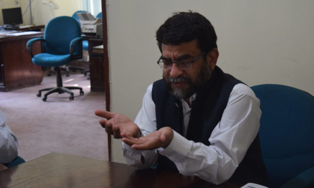 گندھارا ہندکو اکیڈمی دا عمومی انتظامی اجلاس نمبر 209