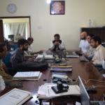 گندھارا ہندکو اکیڈمی دا ایک سو ستانواں عمومی انتظامی اجلاس بروز ہفتہ 18 مئ 2019