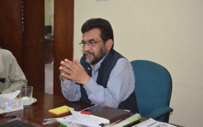 گندھارا ہندکو اکیڈمی دا عمومی انتظامی اجلاس نمبر 210