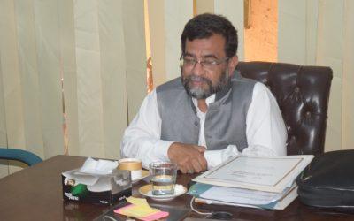 گندھارا ہندکو اکیڈمی دا عمومی انتظامی اجلاس نمبر 295  بروز جمعہ 10 ستمبر 2021